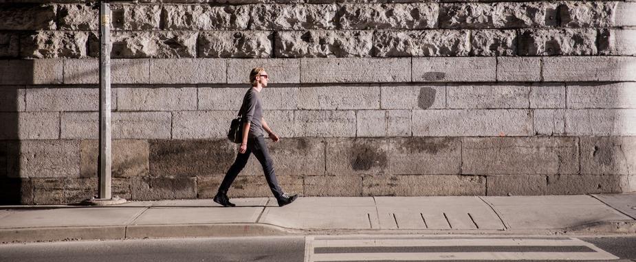 Homme walk
